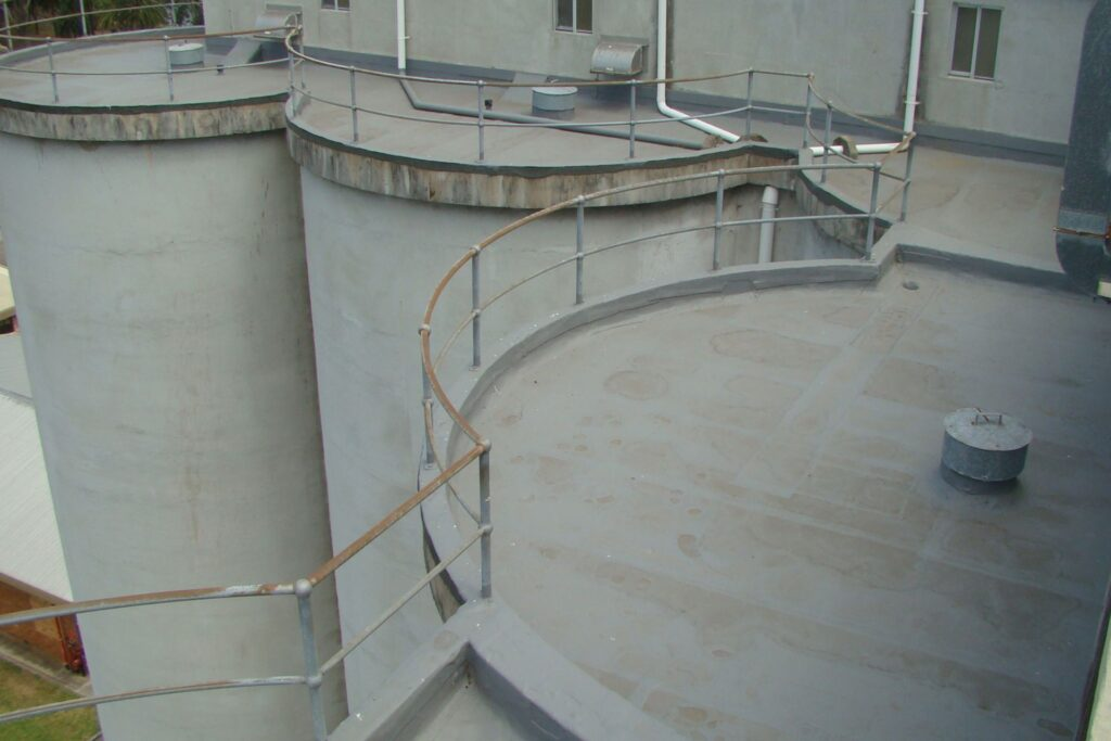 Sanitarium - Roof & Concrete Remedial Services - RCR Services